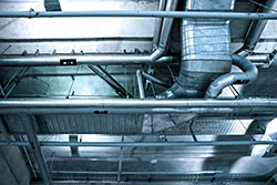 Air ducts sealing and replacement